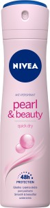 DEZODORANT NIVEA 150ML PEARL &BEAUTY WOM