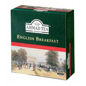 HERBATA AHMAD 80T 160G ENGLISH BREAKFAST