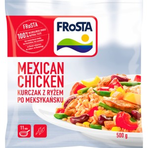 DANIE FROSTA 500G MEXICAN CHICKEN